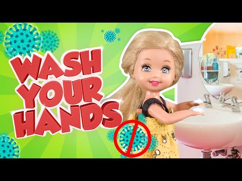 barbie---keep-the-germs-away-|-ep.249
