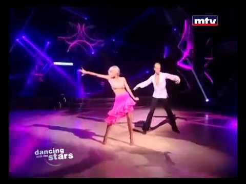 DWTSME - Maya Nehme dancing the Samba to