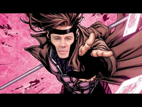 "Channing Tatum On Board To Play ""Gambit"" In XMen Movie"