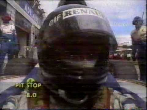 Adelaide 1994 - The Collision