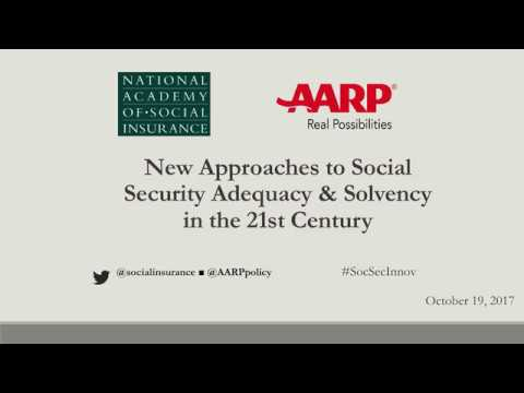 Session 1: Retirement Security in an Era of Increasing and Disparate Longevity