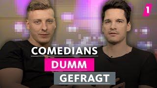Können Comedians lustig UND sexy sein? | 1LIVE Dumm Gefragt