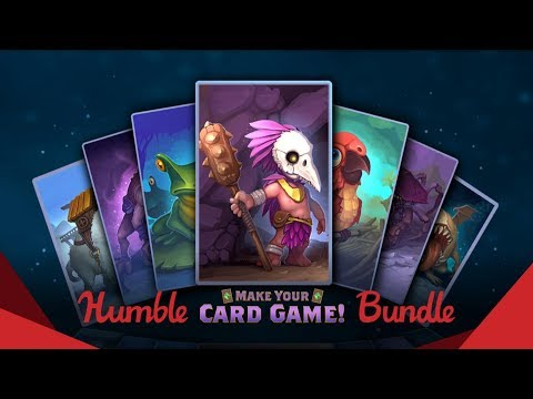 Sweet Card Game (CCG) Bundle For GameDev's -- Also Contains Icons, Avatars, Hex & Tile Sprites!
