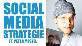 👨💻 Social Media Strategie ft. Peter Mestel 👨💻 | #FragDenDan