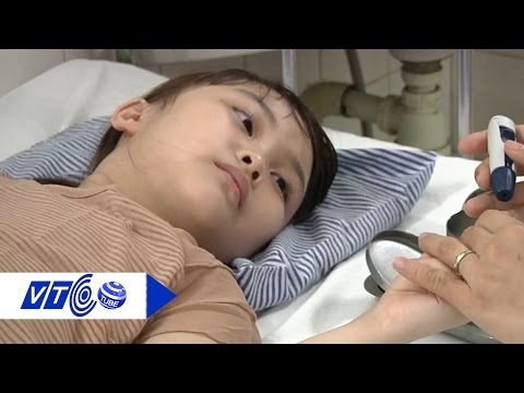 Bệnh tiểu đường ngày càng trẻ hoá đối tượng | VTC