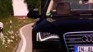 audi a8 l w12 road test english subtitled