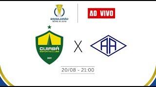 Cuiabá x Atlético-AC - Brasileirão Série C 2018