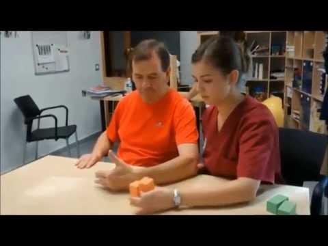 Vídeo tratamiento de Terapia Ocupacional en AIDA - YouTube