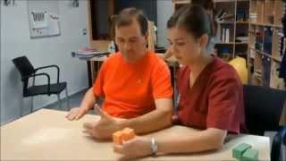 Vídeo tratamiento de Terapia Ocupacional en AIDA