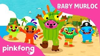 Baby Murloc | World of Warcraft | Blizzard & Pinkfong | Pinkfong Songs for Children