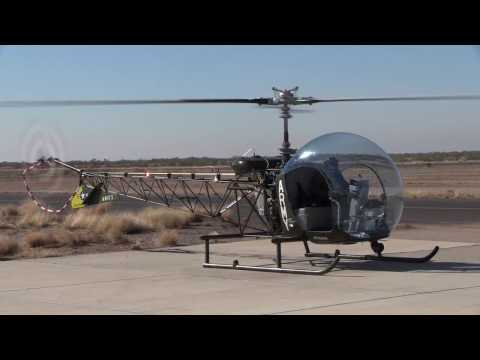 Bell Helicopter ARMY H-13D