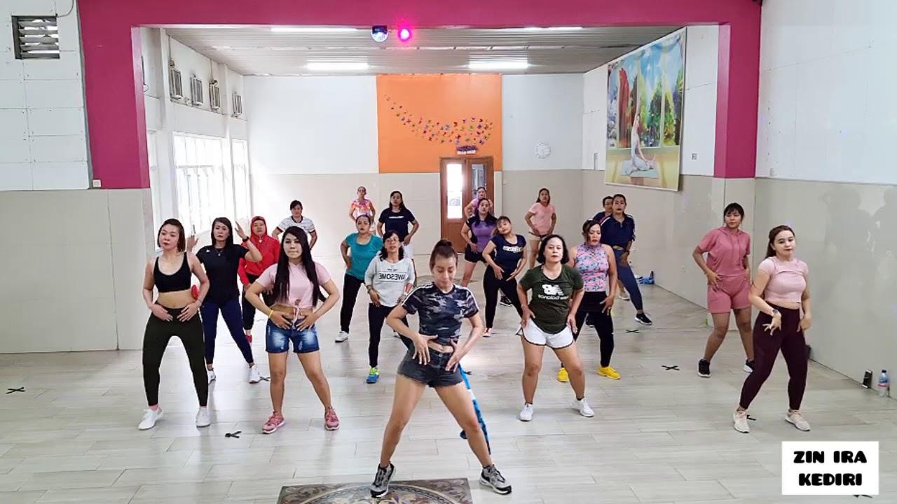 DJ PAPI CHULO Koplo Remix | Zumba | Zumba dangdut | Dance | Tiktok Viral | Choreo by ZIN IRA KEDIRI