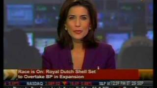 Shell Outpacing BP in Production