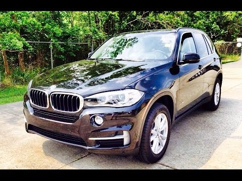 2014 BMW X5 XDrive35i Start Up, Exhaust And In Depth Reviews