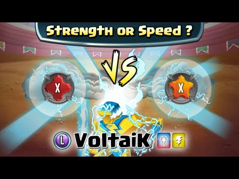 VoltaiK [Legend, Thunder] - Which runes? - Monster Legends