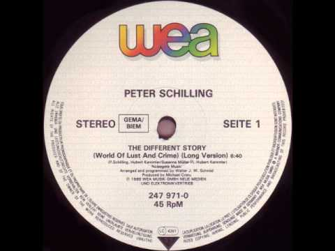 Peter Schilling-The different Story