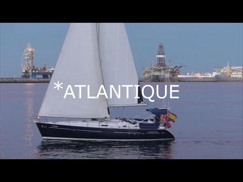 Notre traversée de l'Atlantique*  en 23 jours.
