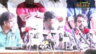 Tamil Film Producers Council Meet
