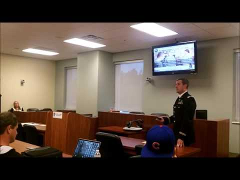 Army Jag Information Program-Barry Law