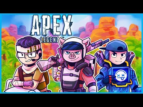 *NEW* BEST BATTLE ROYALE Apex Legends! (Apex Funny Moments Gameplay)