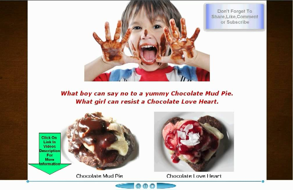Chocolate For Children With Celiac Disease.flv - YouTube