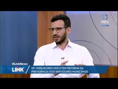 Reforma da Previdência Municipal LinkNews | Vereador Caio Miranda