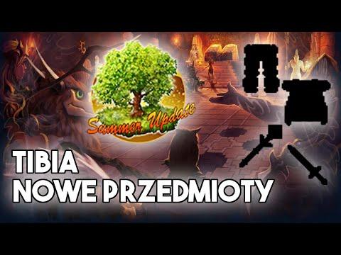 [PL] Tibia News | Nowe Przedmioty I Zapowiedź Nowej Mechaniki! (Summer Update 2020)