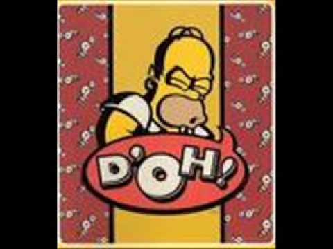 Homer Dohs axel f.