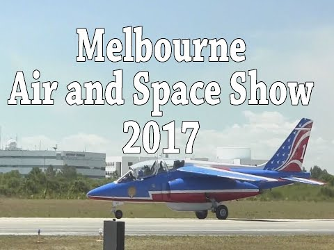 Melbourne International Air and Space Show 2017