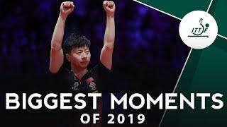 Главные моменты 2019 года