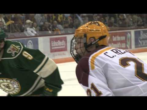 Gopher Hockey Previews Minnesota-Duluth Series