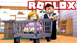 Roblox Escape The Grocery Store With Molly!