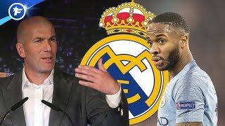 Le raid de Zinédine Zidane sur Raheem Sterling | Revue de presse
