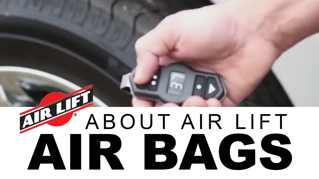 Air Lift Bags