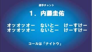 FC町田ゼルビア 2015年新チャント 「内藤圭佑」