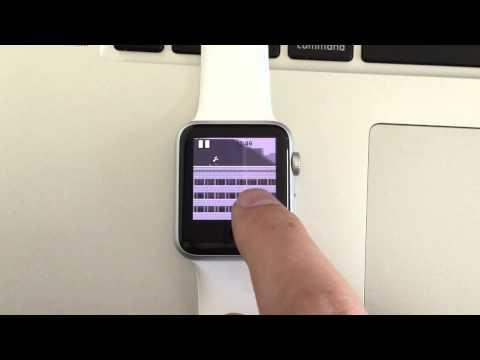 NanoCanabalt on Apple Watch