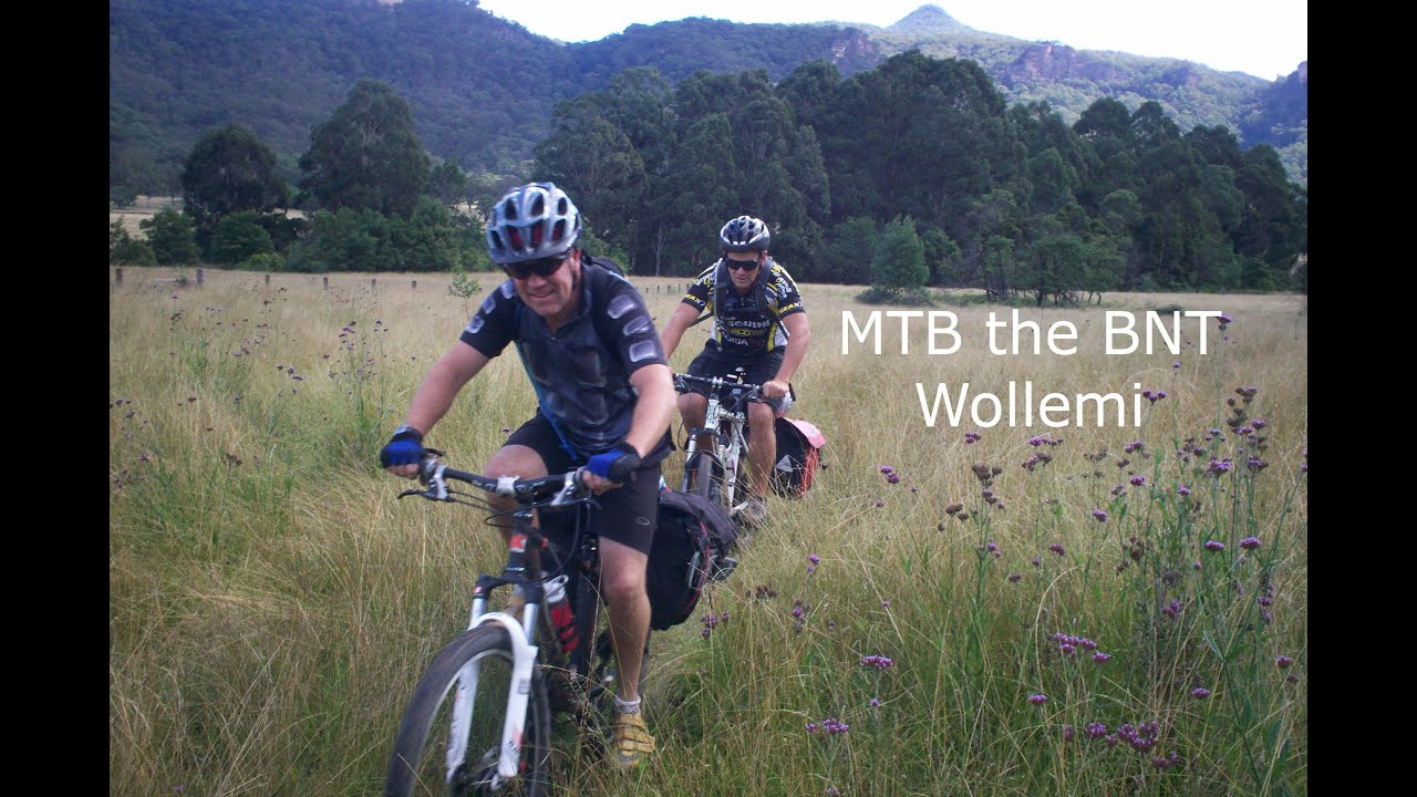 Mountain Bike Camping Bikepacking Wollemi National Park Nsw