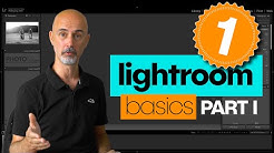Easy Lightroom Tutorial 2019 | Basic Tab Part I | Super easy Lightroom class