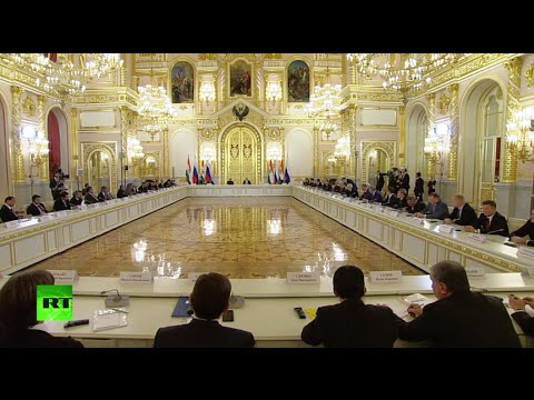 LIVE: Russian President & Indian PM meeting in Moscow