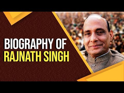Biography of Rajnath Singh, All you need to know about the current Defence Minister of India