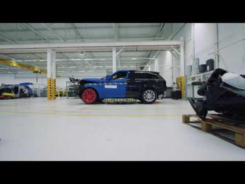 Emma Wilding, Jaguar Land Rover | Women in Engineering