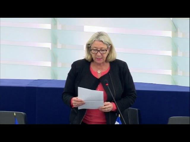 Joëlle Mélin sur la mise en œuvre de la directive relative aux soins de santé transfrontaliers