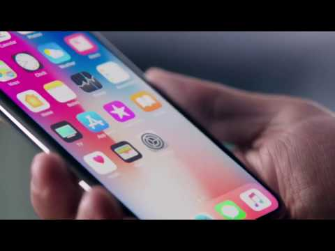 iPhone X — Introducing iPhone X — Apple   || InsoWorld ||