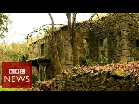 A Barca: Spanish village given away for free!  BBC News