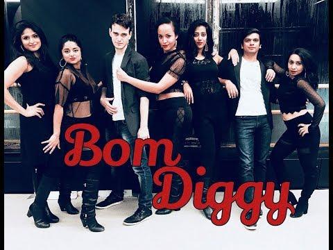 Bom Diggy | Zack Knight| Jasmin Walia|Bollywood Funk NYC -Dance Cover