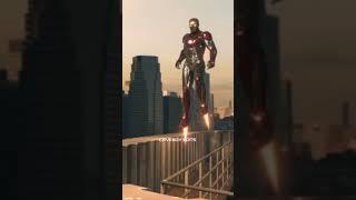 Tony Stark Attitude Whatsapp Status #Shorts