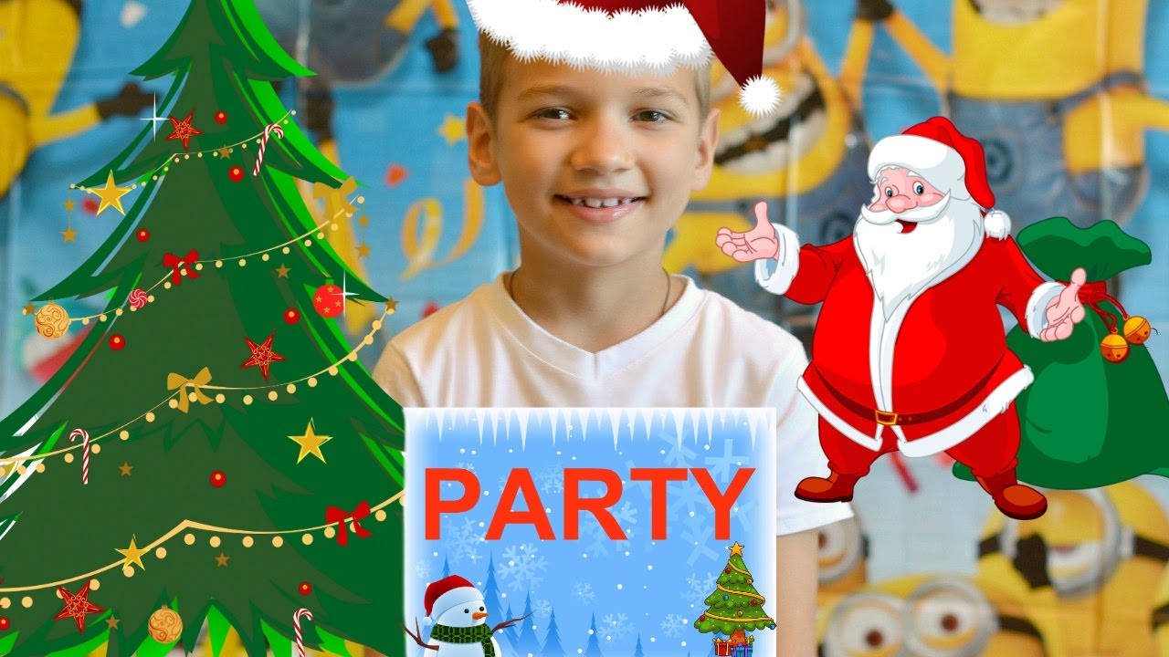 8 fun christmas party activites games xmas food ideas xmas decor for kids xmas party 2016 youtube - Childrens Christmas Party Decoration Ideas