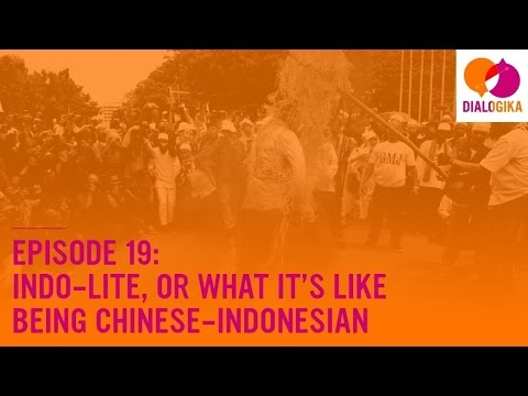 Episode 19: Indo-Lite, Or What It's Like Being Chinese-Indonesian
