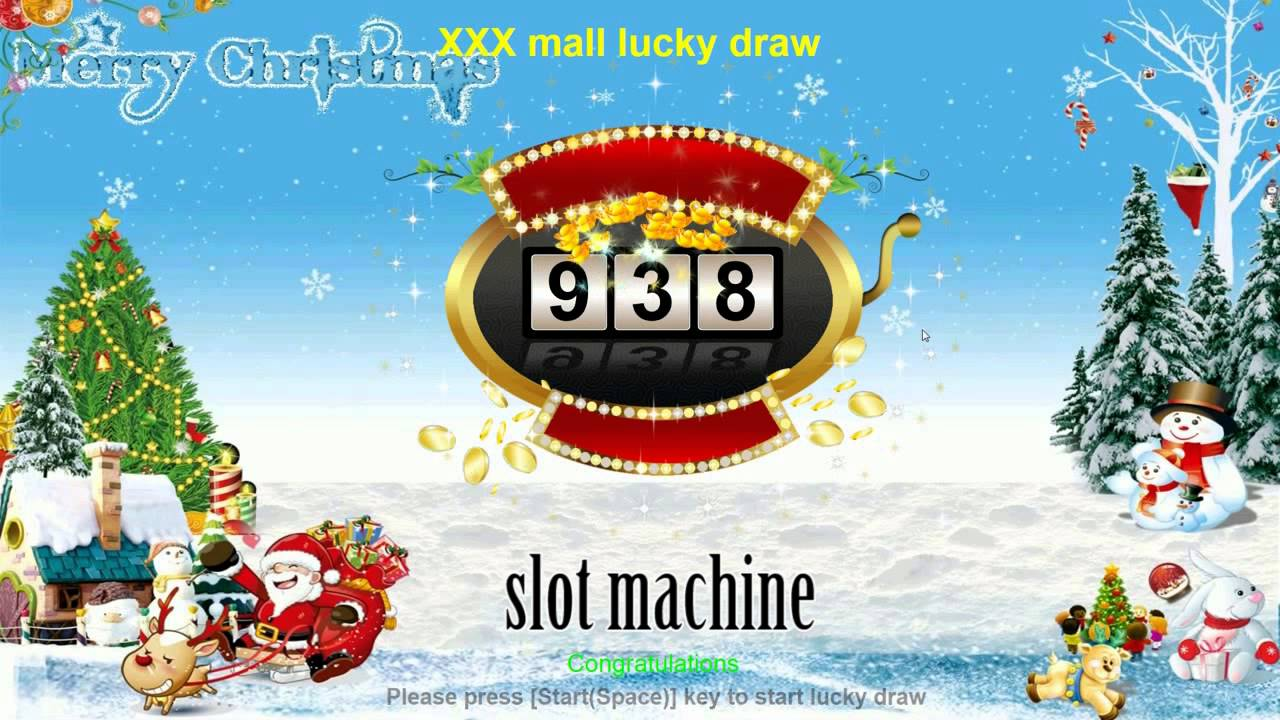 Lucky draw software for windows