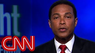Don Lemon examines Trump's slur at Navajo event